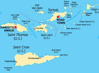 Caribbean Destinations Without a U.S. Passport