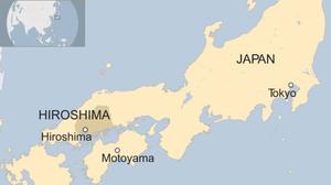 Hiroshima got hit the hardest with flooding