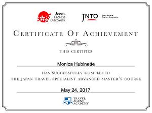 Japan Master Specialist