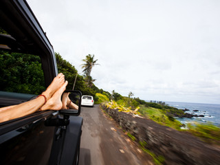 Road Tripping in Maui