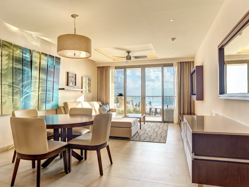 Royalton Riviera Cancun - Diamond Club Luxury Presidential One Bedroom Suite