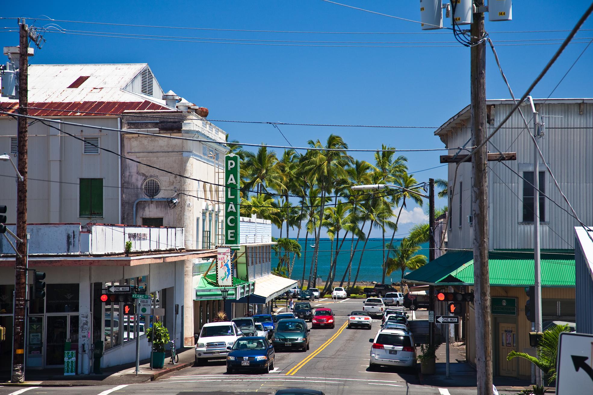 Old Hilo - Hawaii Tourism Authority (HTA) / Tor Johnson