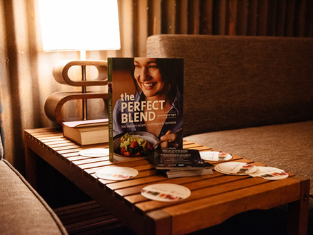 The Blender Girl Serves Up Tasty Goodness at The Perfect Blend Book Launch Party