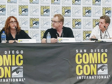 Welcome to the Panel - ComiCon 2019