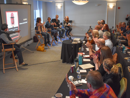 NY Audiobook Biz Workshop Part Deux