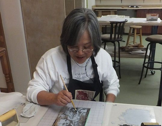 PIT- Printmakers in Training Open Lab