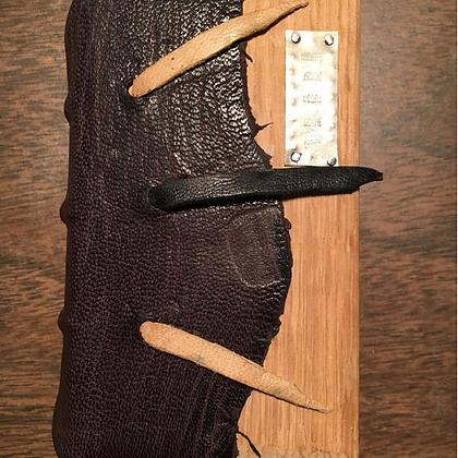 Medieval Pocketbook Binding