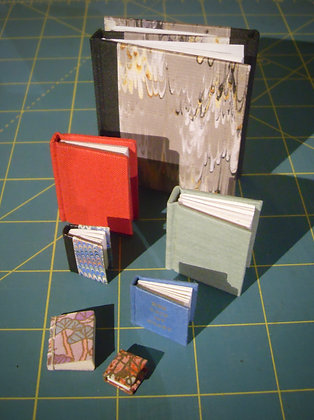 Miniature Book Arts