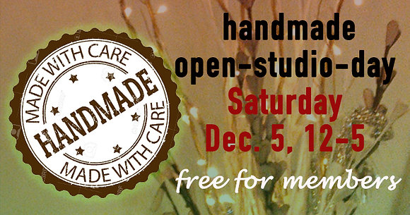 Handmade Open Studio Day