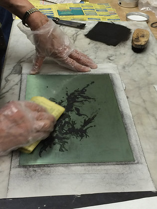 Photopolymer -Etching & Relief