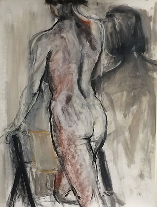 Open Session Figure Drawing- Third Saturdays