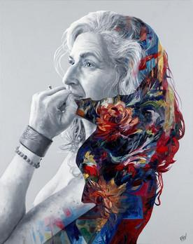 THE_DEPTHS_fine_art_painting_figure_oil_