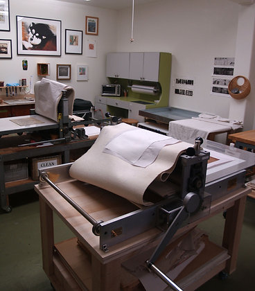 Printmaking: Practice & Projects with Denese