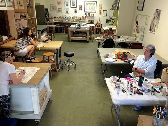 Thursday Night - Weekly Open Studio Lab