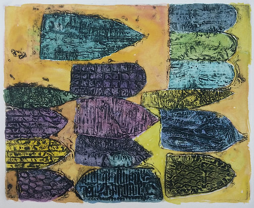 Exploration of Collagraph Printing