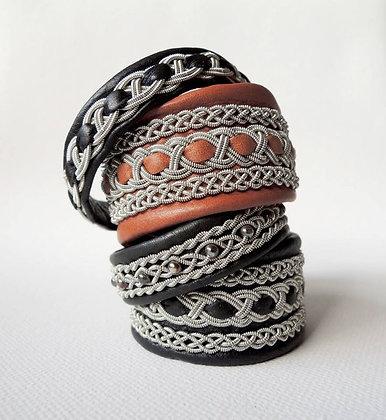 Swedish Lapland Sami Bracelets