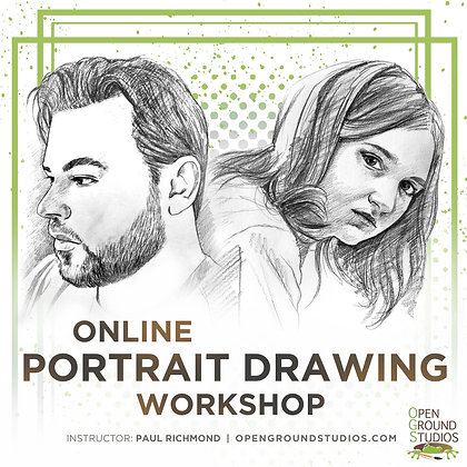 Portrait Drawing Workshop