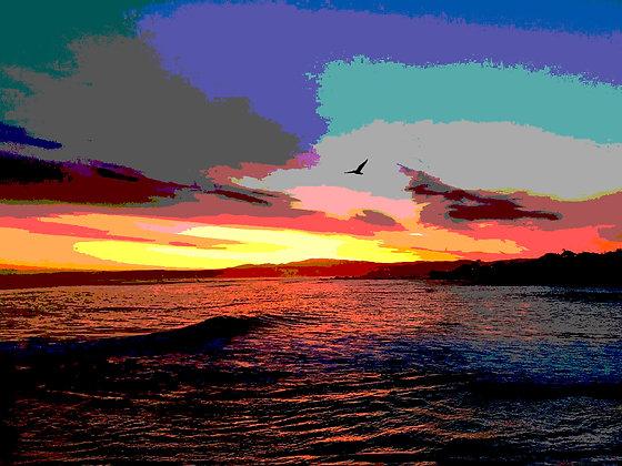 Sunrise Challenge Paint & Sip
