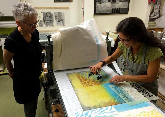 Printmakers Boot Camp