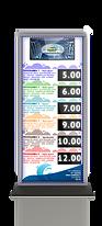 TOTEM PREZZI PROGRAMMI PORTALE AUTOLAVAGGIO ELETTRONICO A LED E PROGRAMMABILE TRAMITE APP