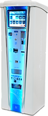 Sistema di pagamento attivaore self autolavaggio portale self service