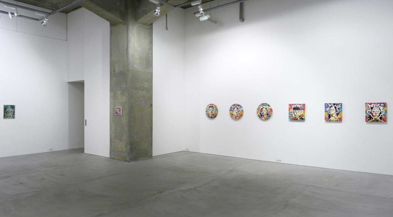Group exhibition at Kodama gallery