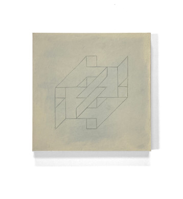"""Structure #28, from the series """"Proposal for Habitat for Humankind"""""""