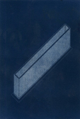 """Structure #4, from the series """"Proposal for Habitat for Humankind"""""""