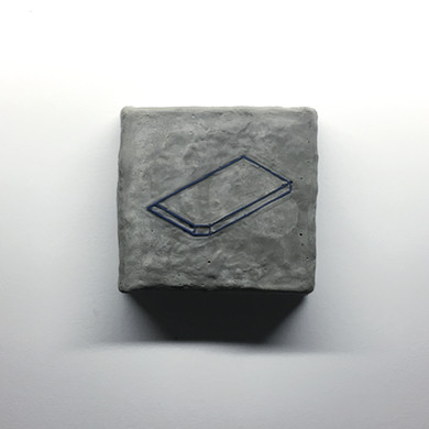 """Maquette #8, From the series """"Proposal for Habitat for Humankind"""""""