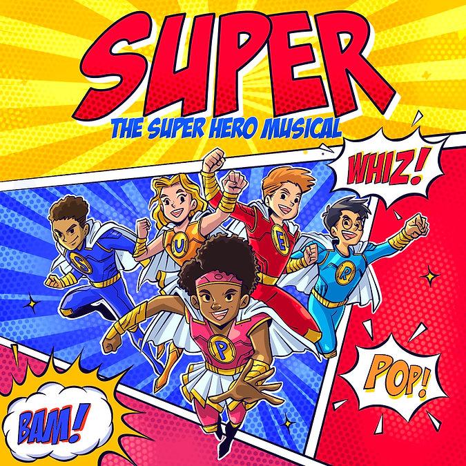 The Super Hero Musical