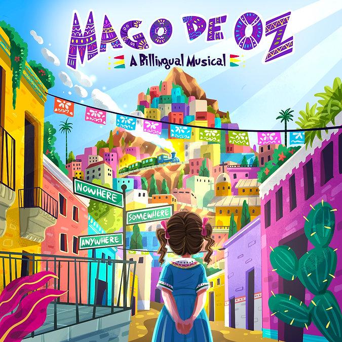 Mago de Oz the Bilingual Musical