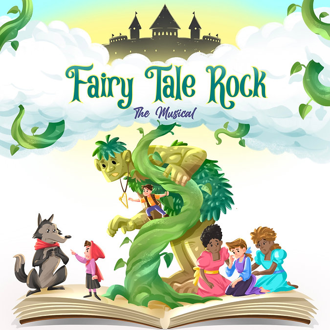 Fairy Tale Rock the Musical