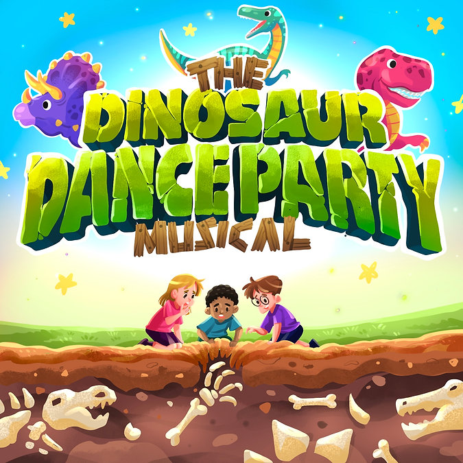 The Dinosaur Dance  Party Musical