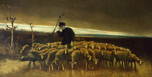 Van Go Go, The Band, Shepherd and His Flock