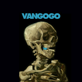 "Van Go Go, The Band, Blue Skull, ""Both of Us"""
