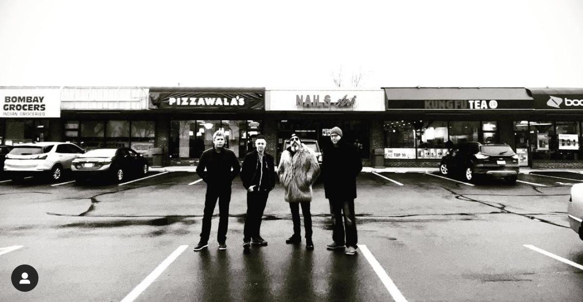 Van Go Go, Band Photo, Post January 2021 Recording