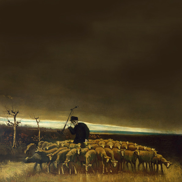 Van Go Go, The Band, Shepherd and His Flock Square