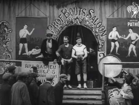 Boxing Fever (1909)