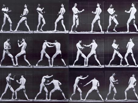 Muybridge e as primeiras fotografias de boxe