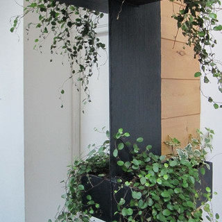 Indoor__#slate#mirror#planter#moderncraf