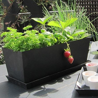 Planter in slate__outdoorinslate#designi