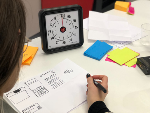 Внедряване на трендове в процеса на генериране на идеи