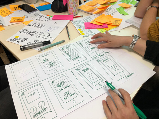 7 of the most profitable companies using design thinking for innovation