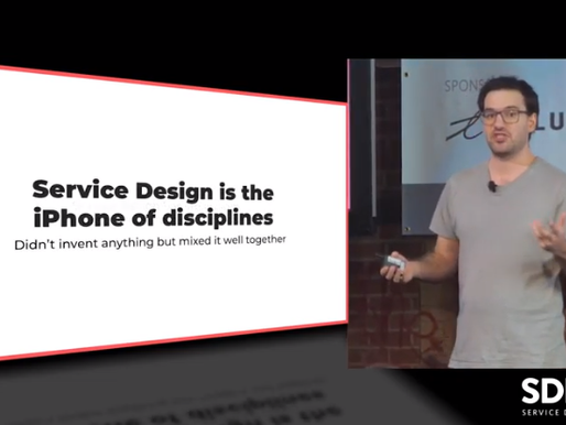 A Tiny Service Design History