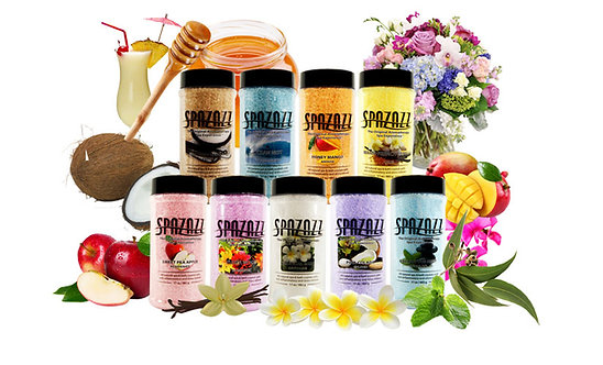 Spazazz Original Blend Aromatherapy Crystals 17 oz