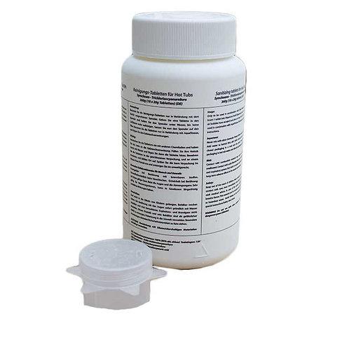 "AquaFinesse 20X1"" Chlorine Tablets"