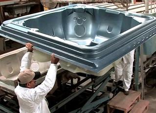 (De) Constructing a Hot Tub or Swim Spa Shell