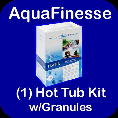 AquaFinesse Spa Kit (Granulated Chloine)