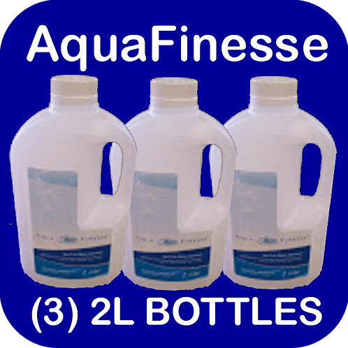 AquaFinesse (3) 2L Bottles