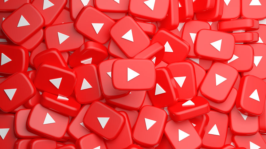 heap-youtube-play-buttons-background-3d-
